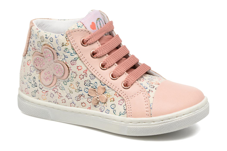 Sneakers Romagnoli Carla Wit detail