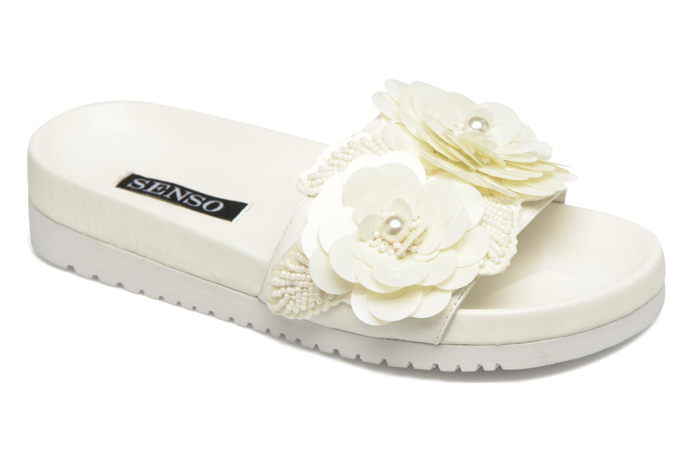 Clogs og træsko SENSO Issy Hvid detaljeret billede af skoene