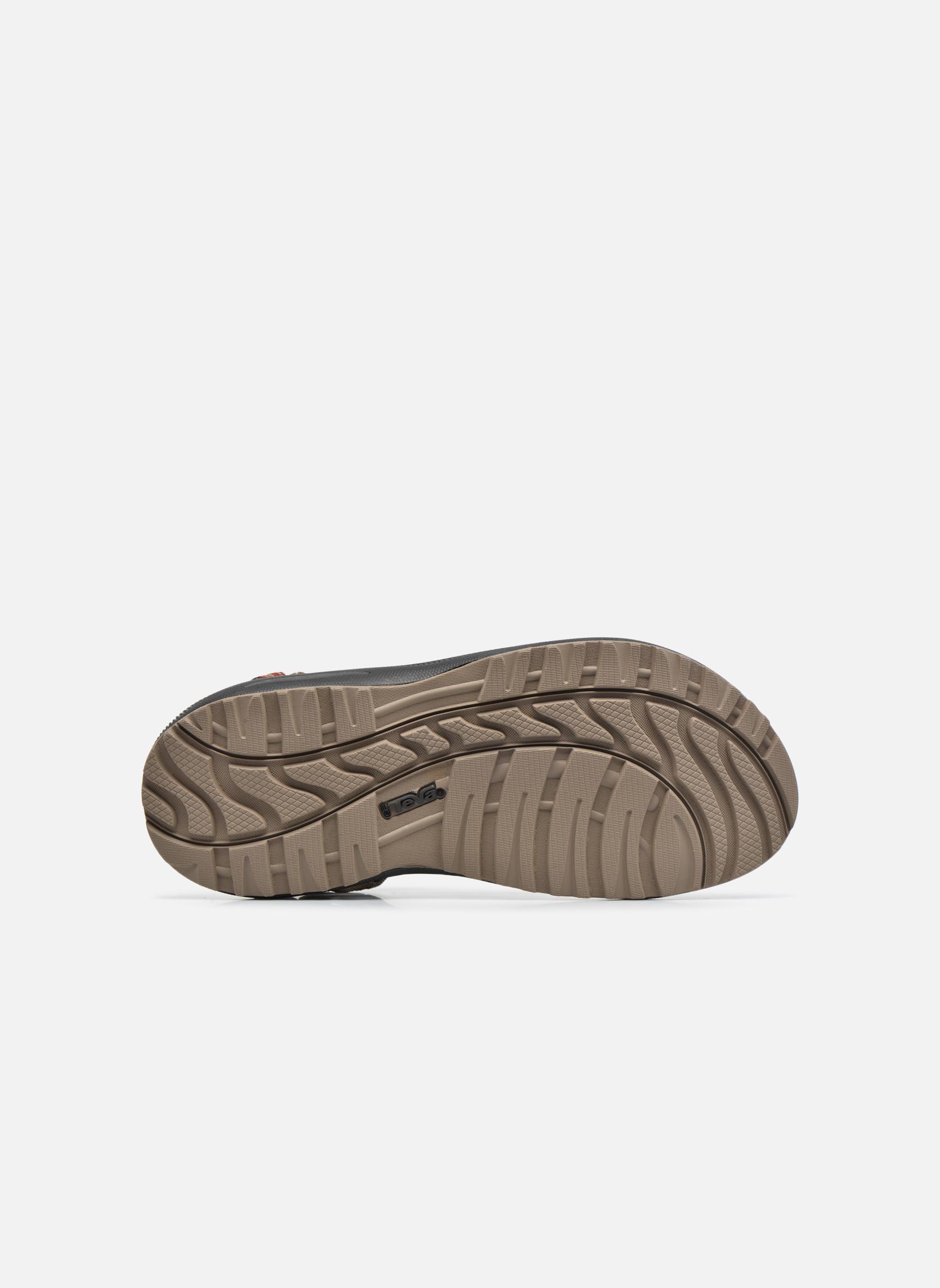 Sandales et nu-pieds Teva Winsted Marron vue haut
