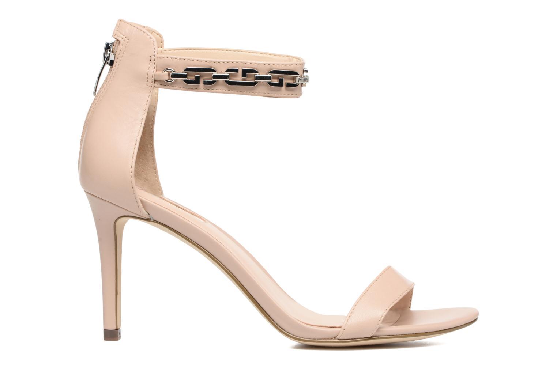 Sandali e scarpe aperte Guess Charlet Beige immagine posteriore