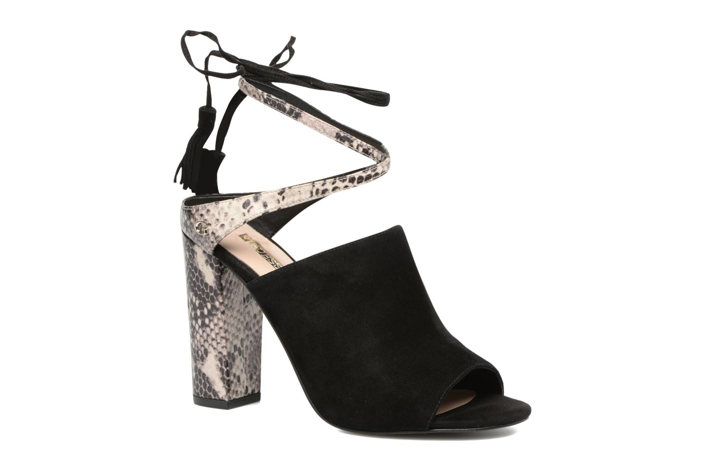 Zapatos promocionales Guess Elicha (Negro) - Sandalias   Venta de liquidación de temporada