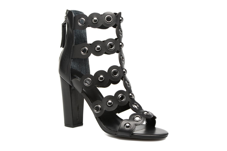 Sandali e scarpe aperte Guess Gariza2 Nero vedi dettaglio/paio