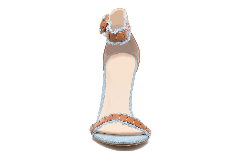 Sandales et nu-pieds Guess Petra Multicolore vue portées chaussures