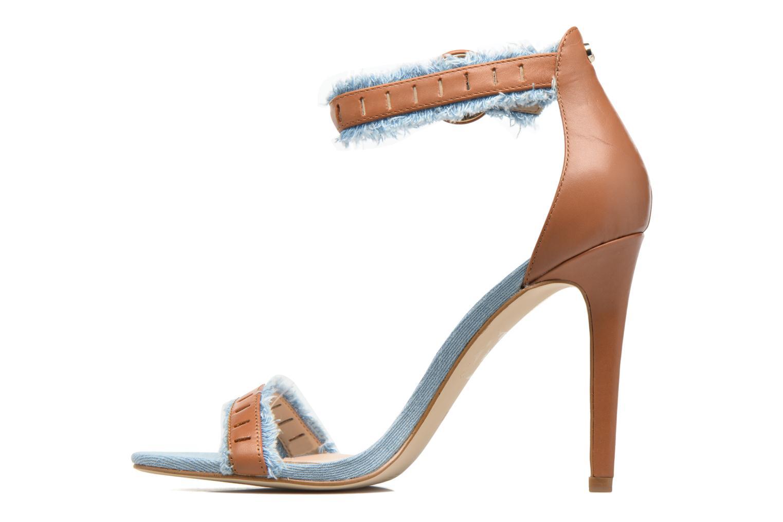 Sandales et nu-pieds Guess Petra Multicolore vue face