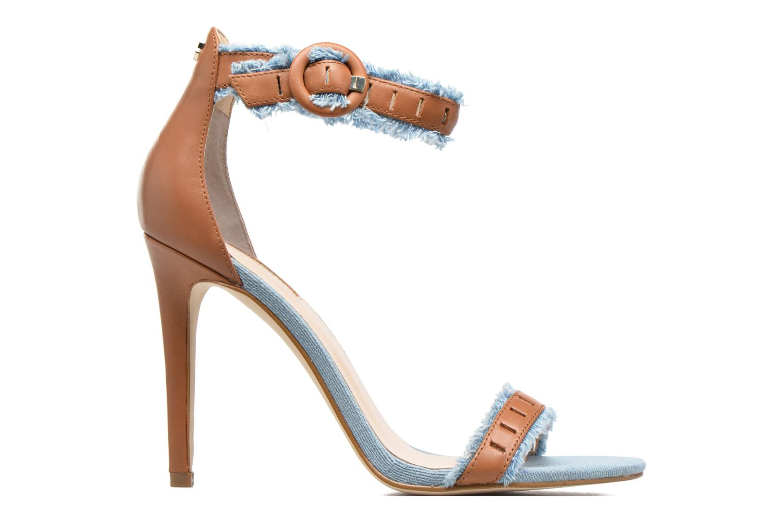 Sandales et nu-pieds Guess Petra Multicolore vue derrière