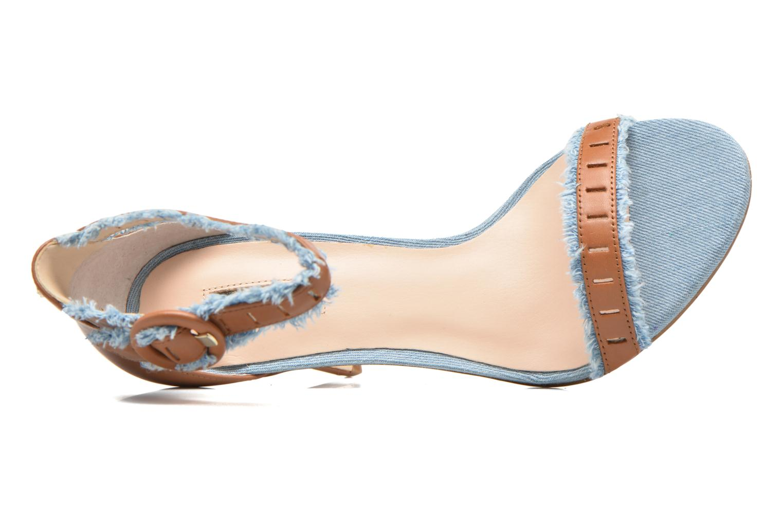Sandales et nu-pieds Guess Petra Multicolore vue gauche