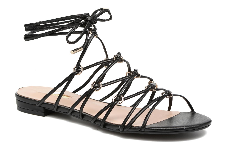 Zapatos promocionales Guess Racha (Negro) - Sandalias   Casual salvaje