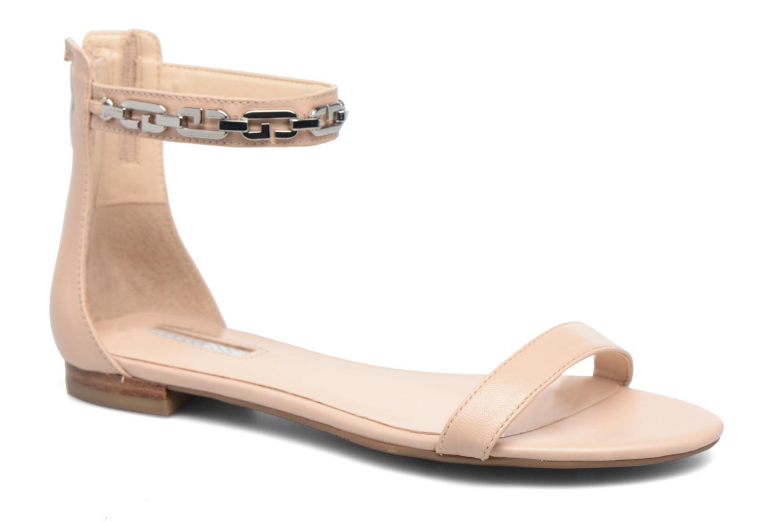 Zapatos promocionales Guess Rafina (Beige) - Sandalias   Venta de liquidación de temporada
