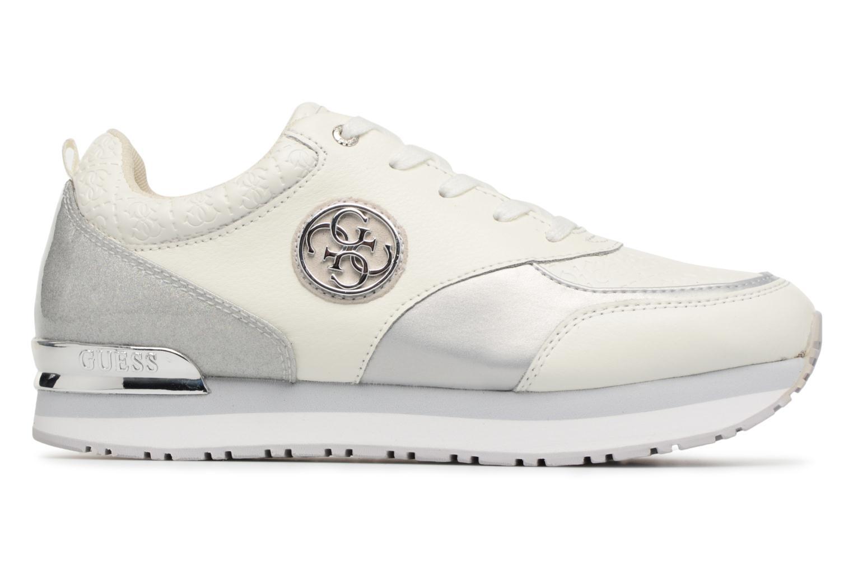 Sneakers Guess Rimma Bianco immagine posteriore