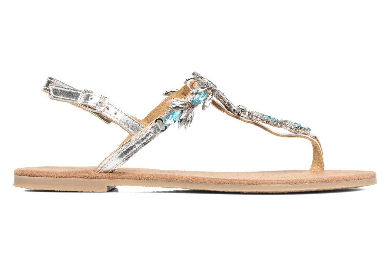 Sandales et nu-pieds Tamaris Garrya Argent vue derrière