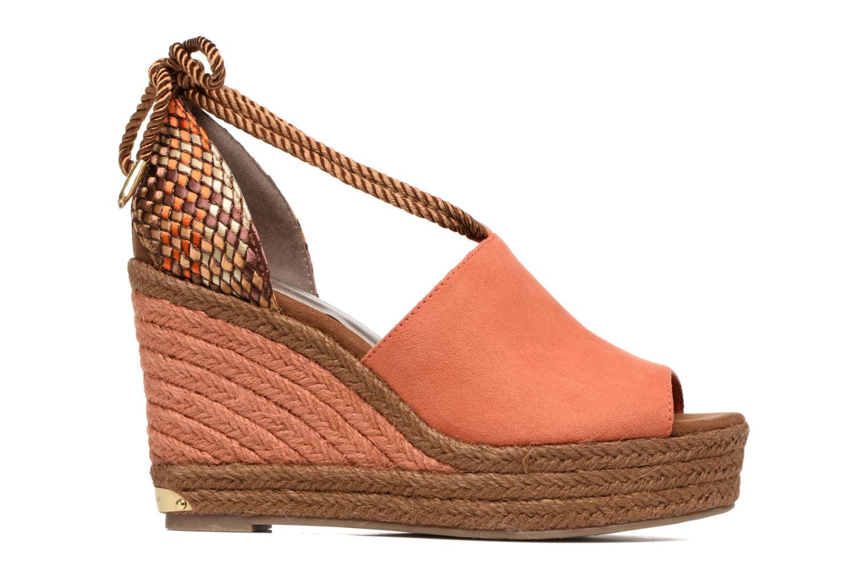 Sandales et nu-pieds Tamaris Xucca Orange vue derrière