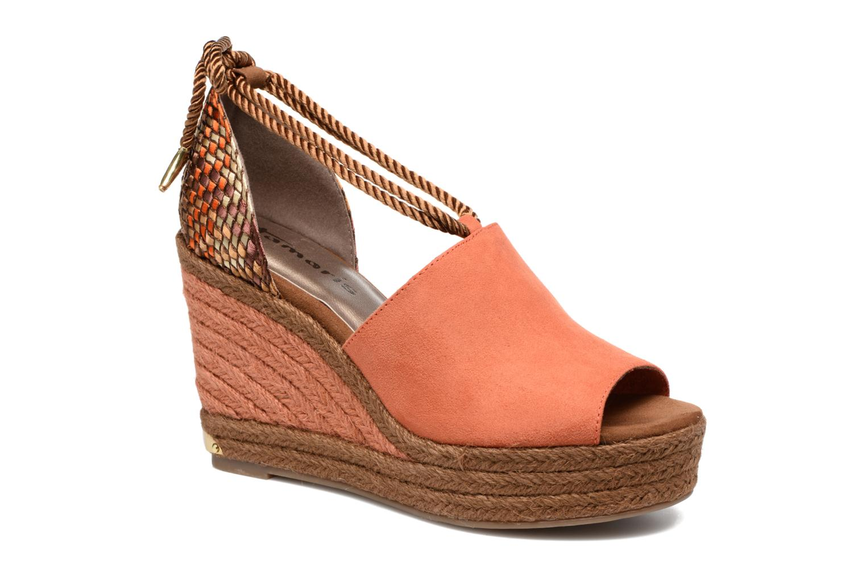 Sandales et nu-pieds Tamaris Xucca Orange vue détail/paire
