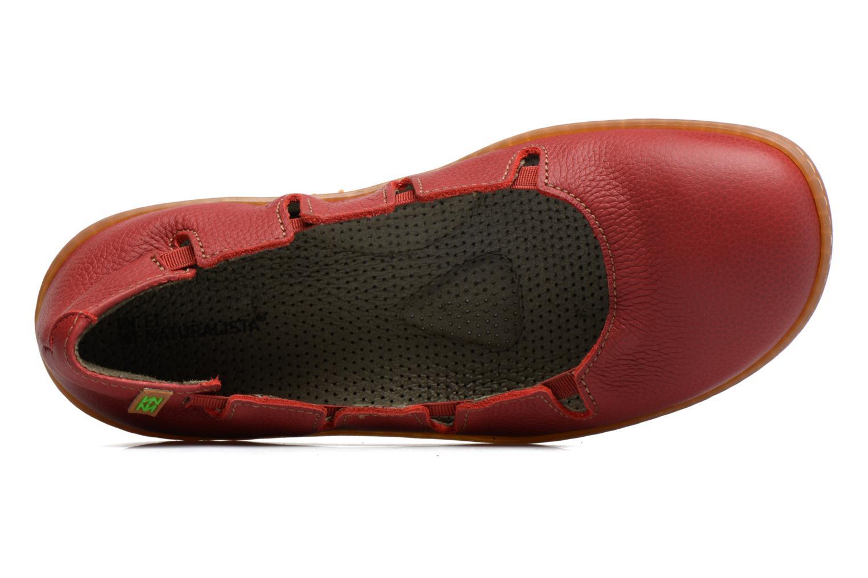 Grandes descuentos últimos zapatos El Naturalista El Viajero N5272 (Rojo) - Bailarinas en Más cómodo