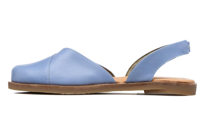 Sandales et nu-pieds El Naturalista Tulip NF38 Bleu vue face
