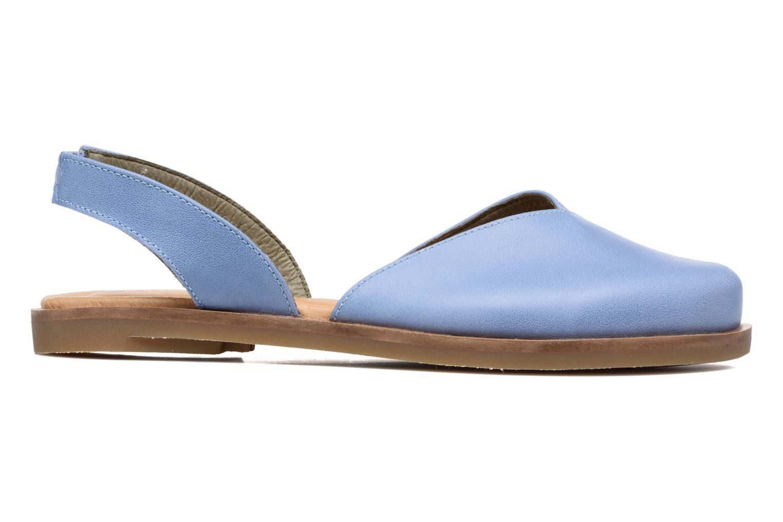 Sandales et nu-pieds El Naturalista Tulip NF38 Bleu vue derrière