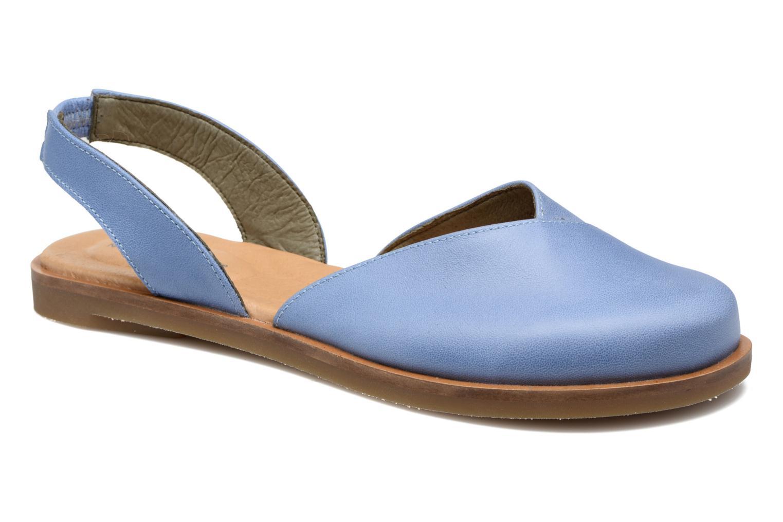 Sandales et nu-pieds El Naturalista Tulip NF38 Bleu vue détail/paire