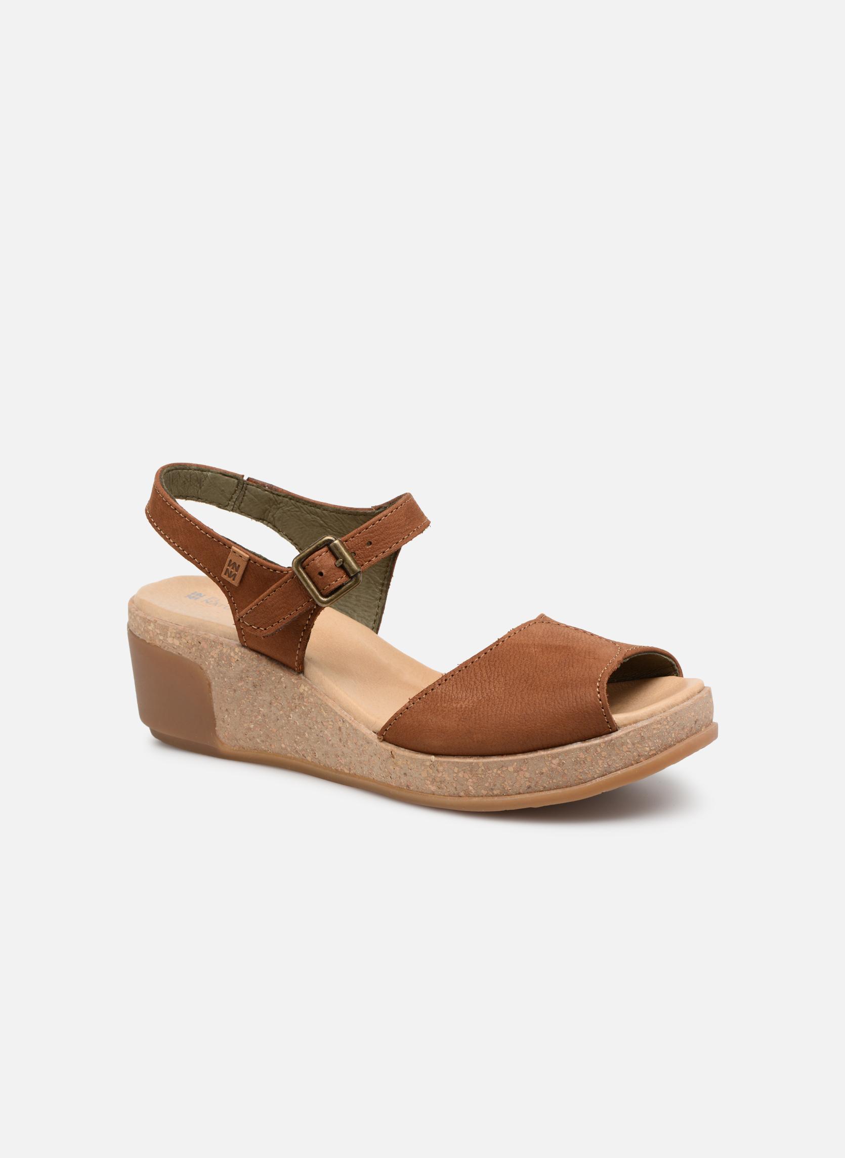 Sandalen Damen Leaves N5000