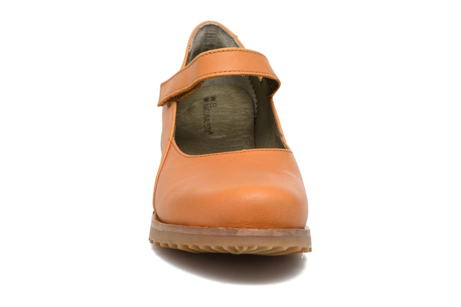 Ballet pumps El Naturalista Kentia N5100 Orange model view