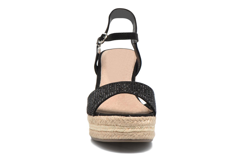 Sandales et nu-pieds Xti Ewi 46726 Noir vue portées chaussures