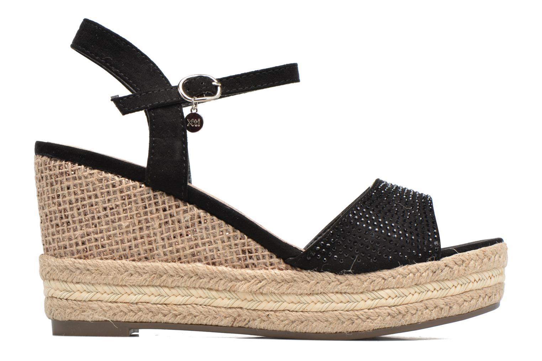 Sandales et nu-pieds Xti Ewi 46726 Noir vue derrière