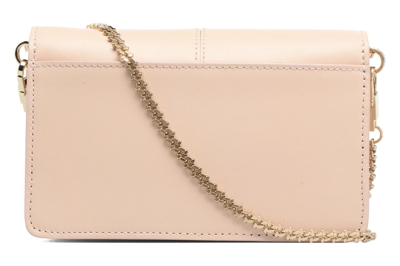 Bolsos de mano Carven FULLJOY Evening bag Rosa vista de frente
