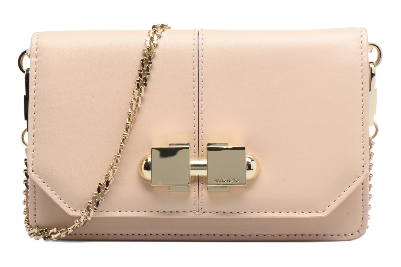 Bolsos de mano Carven FULLJOY Evening bag Rosa vista de detalle / par