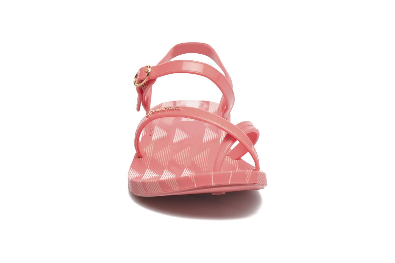 Sandales et nu-pieds Ipanema Fashion Sandal IV F Orange vue portées chaussures