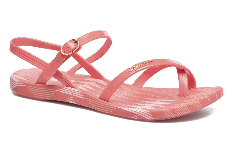 Sandales et nu-pieds Ipanema Fashion Sandal IV F Orange vue détail/paire