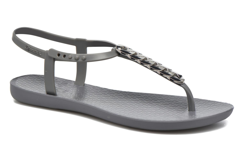 Charm IV Sandal Dark grey/grey