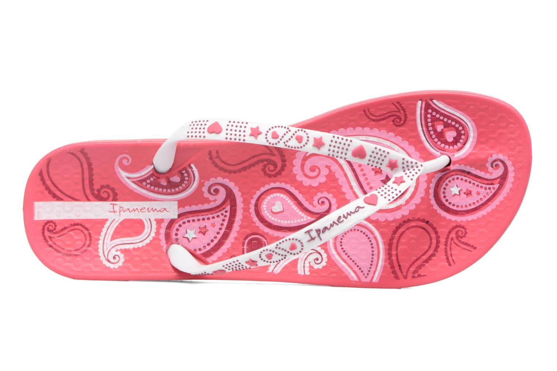 Anatomic Lovely VII Pink/White