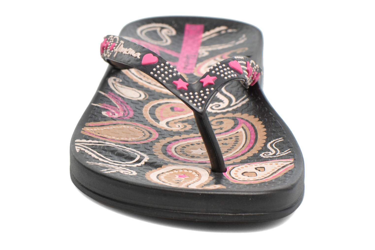Anatomic Lovely VII Black/pink