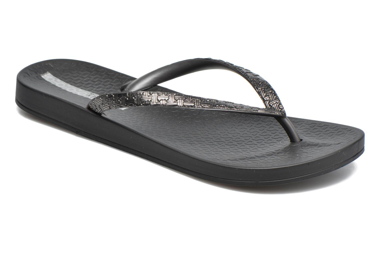 Mesh II Black/silver