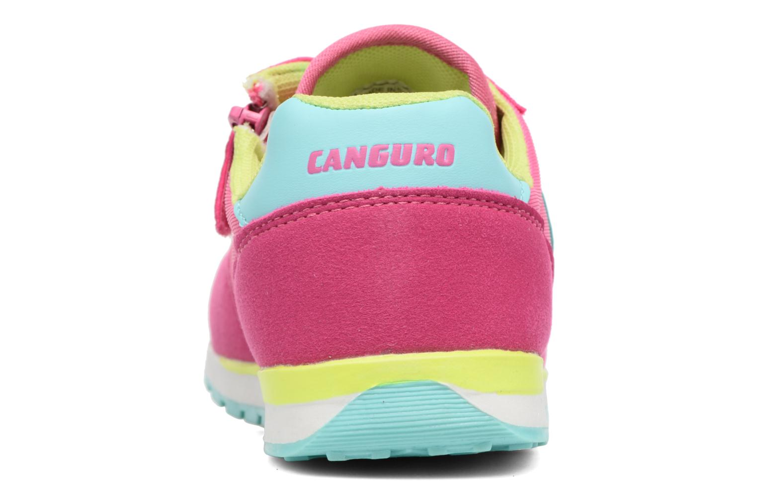 Baskets Canguro Boy/Girl'S Casual Shoes Size Rose vue droite