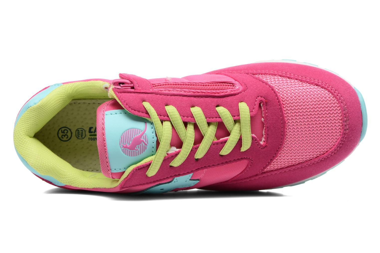 Baskets Canguro Boy/Girl'S Casual Shoes Size Rose vue gauche