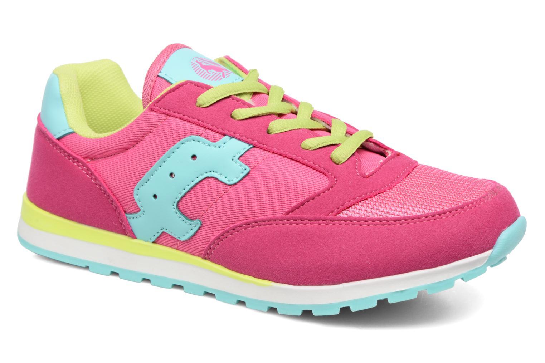 Baskets Canguro Boy/Girl'S Casual Shoes Size Rose vue détail/paire
