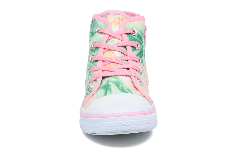 Baskets Canguro Paula Shoes Multicolore vue portées chaussures