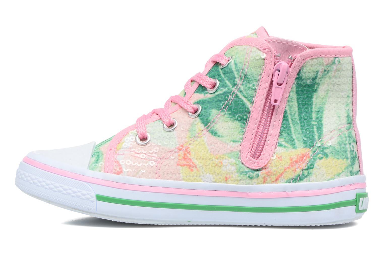 Baskets Canguro Paula Shoes Multicolore vue face