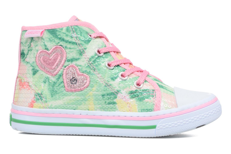 Baskets Canguro Paula Shoes Multicolore vue derrière