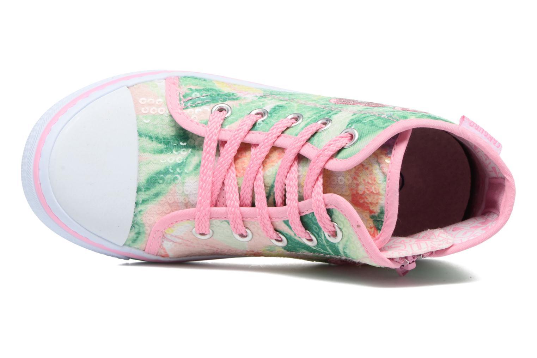 Baskets Canguro Paula Shoes Multicolore vue gauche