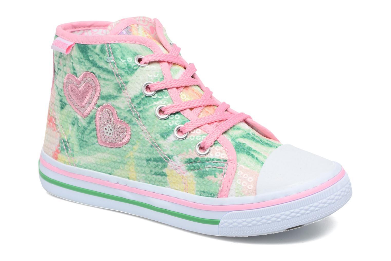 Paula Shoes Multicolor