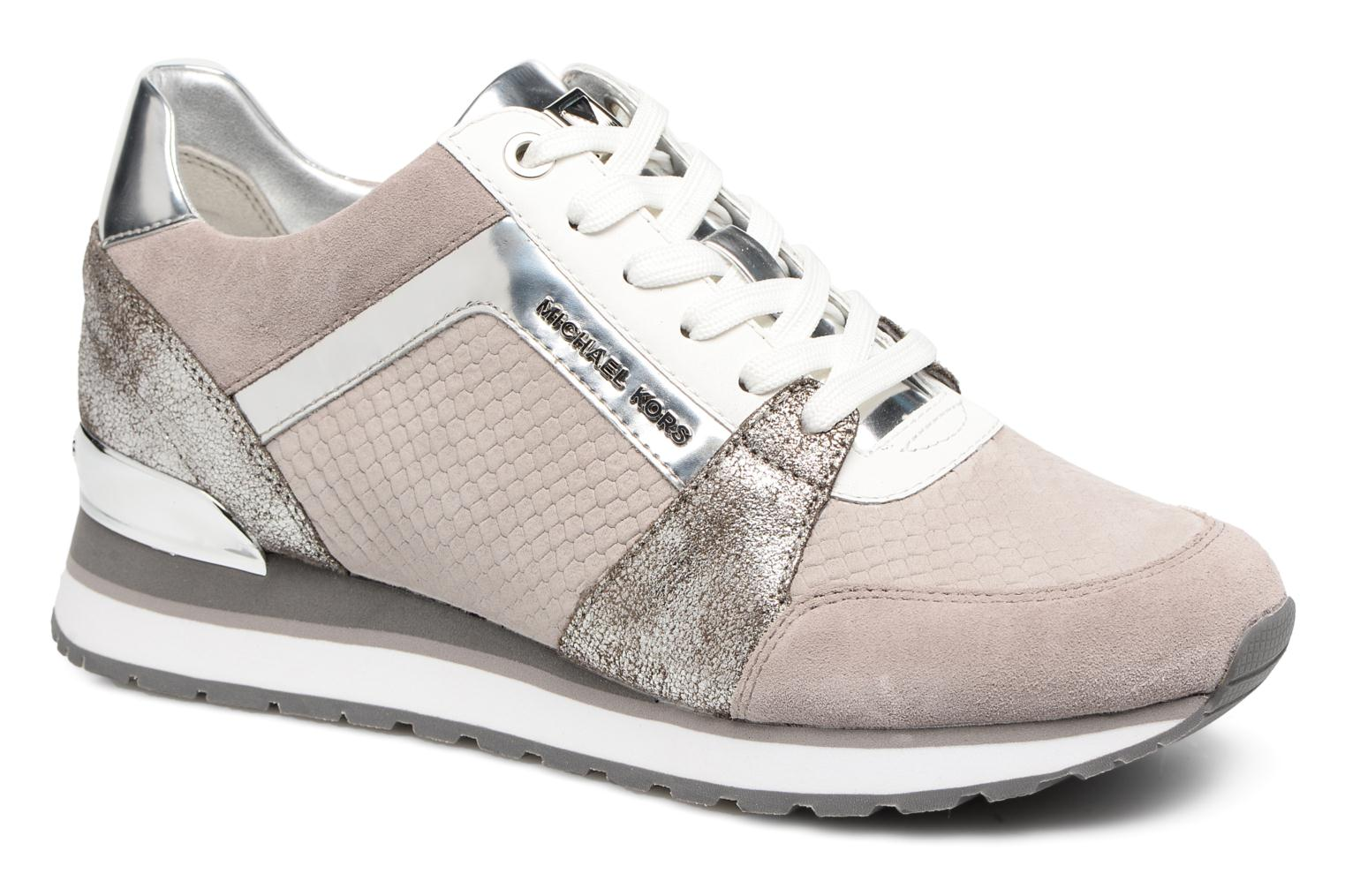 Trainers Michael Michael Kors Billie Trainer Grey detailed view/ Pair view