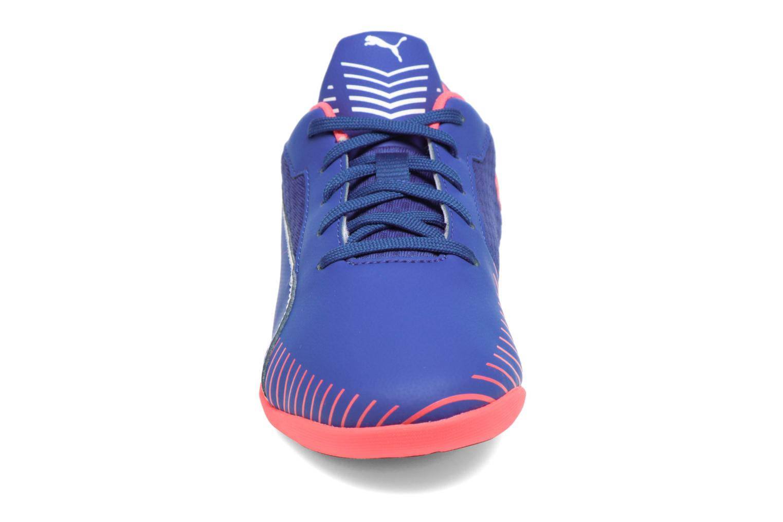 Chaussures de sport Puma 365 CT Jr Bleu vue portées chaussures