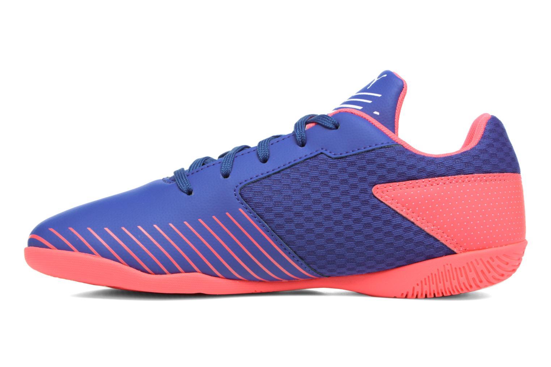 Chaussures de sport Puma 365 CT Jr Bleu vue face