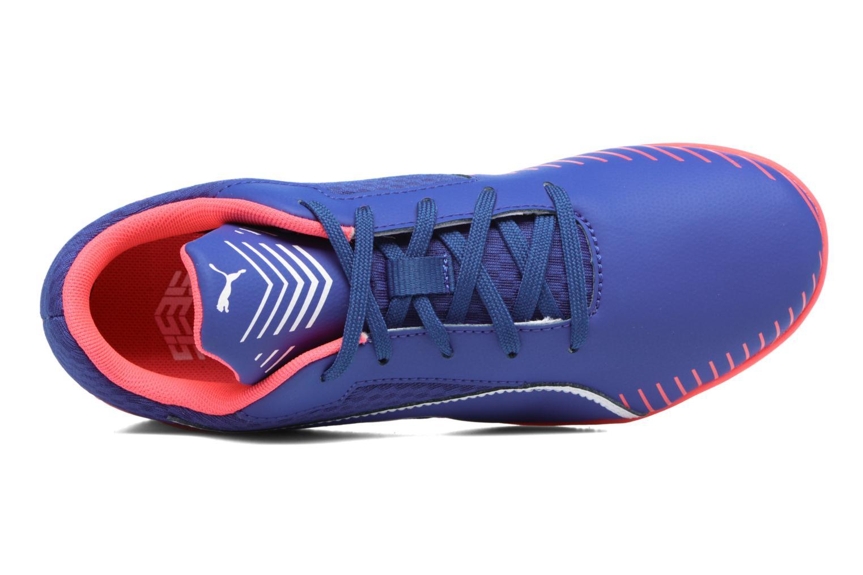 Chaussures de sport Puma 365 CT Jr Bleu vue gauche