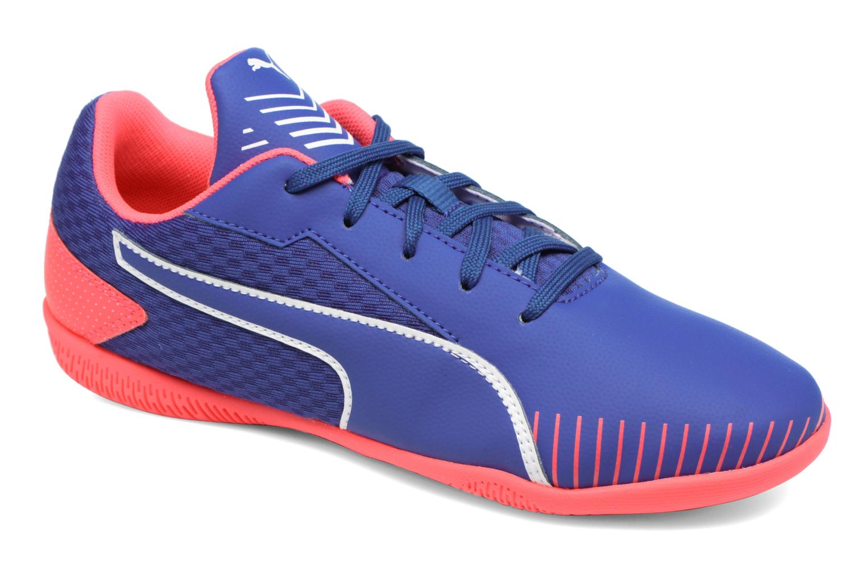 Chaussures de sport Puma 365 CT Jr Bleu vue détail/paire