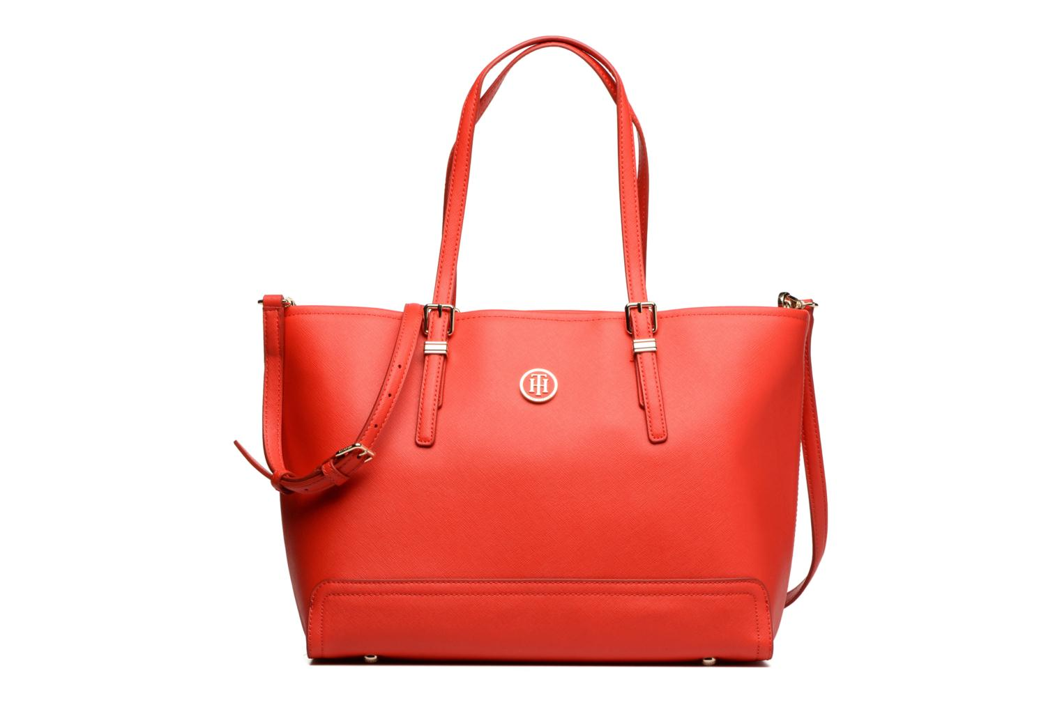Honey Tote Solid M Fiery Red