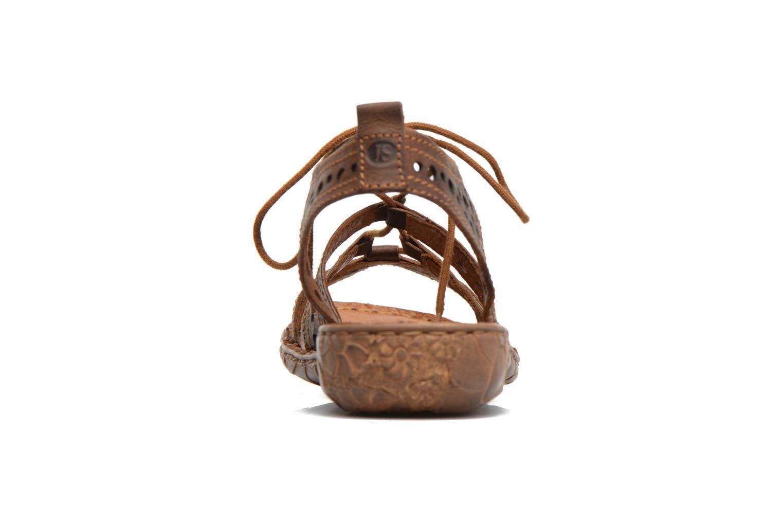 Sandales et nu-pieds Josef Seibel Rosalie 15 Marron vue droite