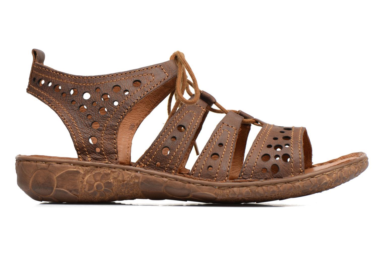 Sandales et nu-pieds Josef Seibel Rosalie 15 Marron vue derrière