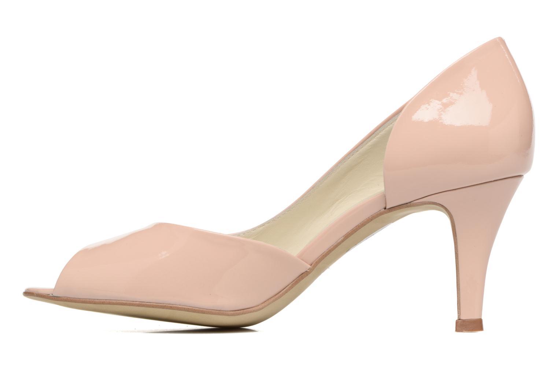 High heels Georgia Rose Aligette Beige front view