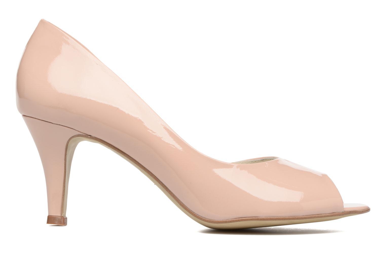 High heels Georgia Rose Aligette Beige back view